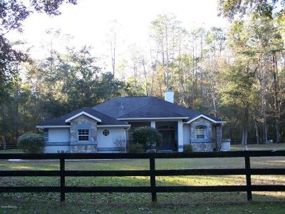 Marion County Rental For Rent: 7580 NW 83rd Court Road