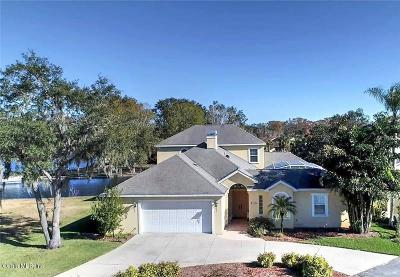 Lake County, Sumter County Single Family Home For Sale: 828 Palm Harbor Court