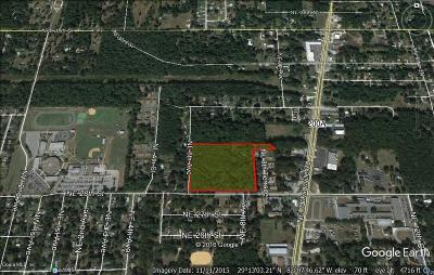 Marion County Residential Lots & Land For Auction: 831 NE 28th Street