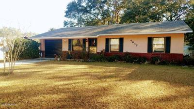 Marion County Single Family Home For Sale: 4935 NE 25th Avenue