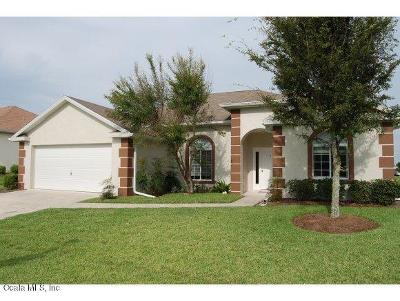 Ocala Palms Single Family Home For Sale: 5728 NW 25th Loop