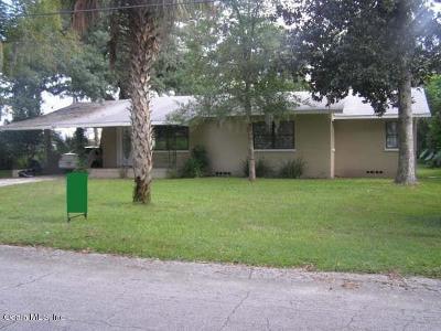 Ocala Single Family Home For Sale: 5221 SE 21st Avenue
