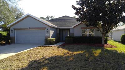 Marion County Rental For Rent: 4217 SW 53rd Circle