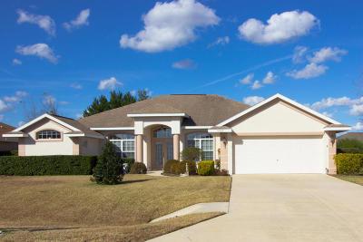 Ocala Single Family Home For Sale: 5533 SW 83rd Street