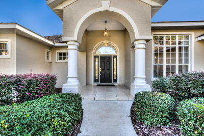 Lake County, Sumter County Single Family Home For Sale: 39652 Harbor Hills Boulevard
