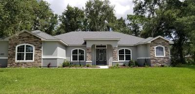 Ocala Single Family Home For Sale: 4521 SE 35th Place
