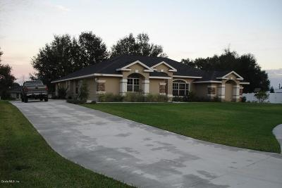 Summerton South Single Family Home For Sale: 4105 SE 52nd Court