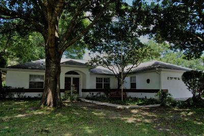 Quail Meadow Single Family Home For Sale: 4953 NW 30th Place