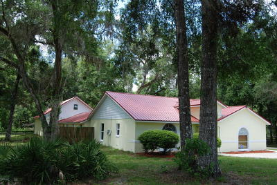 Ocala Single Family Home For Sale: 47 Lake Wood Circle