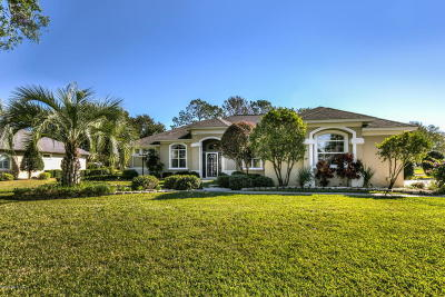 Lady Lake Single Family Home For Sale: 6151 Spinnaker Loop