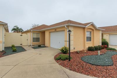 The Villages Single Family Home For Sale: 1220 San Bernardo Road