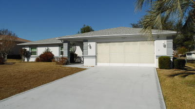 Ocala Single Family Home For Sale: 10047 SW 62nd Circle