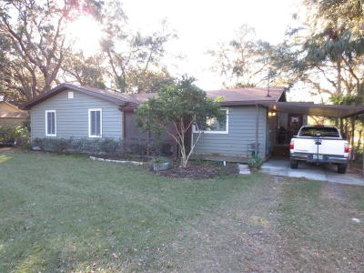Ocklawaha Single Family Home For Sale: 5940 SE 164th Court