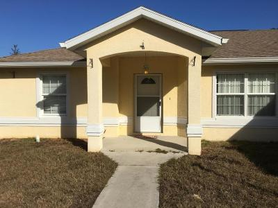 Dunnellon Single Family Home For Sale: 12171 SW 94th Lane