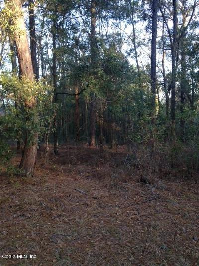 Dunnellon Residential Lots & Land For Sale: SW 188 Circle