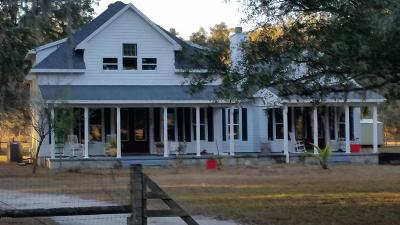 Williston FL Single Family Home For Sale: $359,000