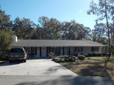 Ocala FL Single Family Home For Sale: $114,900