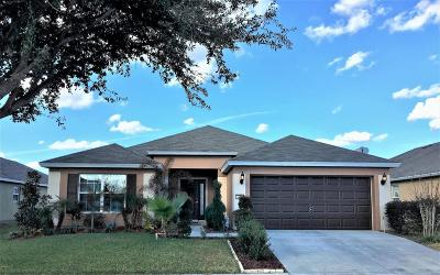 Ocala FL Single Family Home For Sale: $196,700