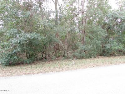 Citrus County Residential Lots & Land For Sale: 1624 W Stafford Street