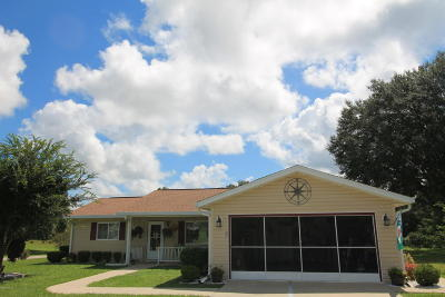 Ocala FL Single Family Home For Sale: $117,900