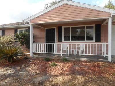 Ocala FL Single Family Home For Sale: $89,000