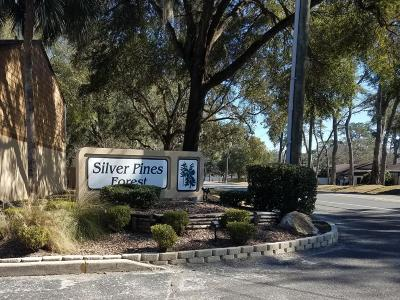 Ocala FL Condo/Townhouse Sold: $60,000