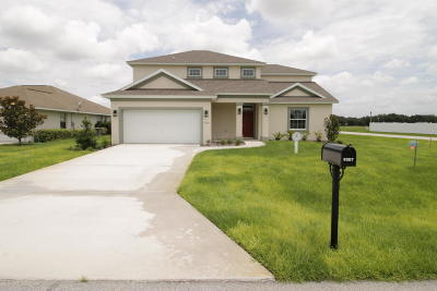 Ocala FL Single Family Home For Sale: $273,531