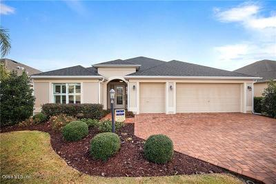 Lake County, Sumter County Single Family Home For Sale: 3223 Sylewood Avenue