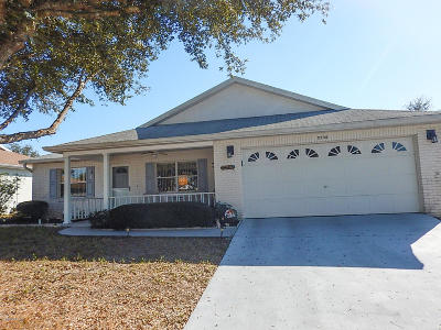 Ocala Single Family Home For Sale: 9730 SW 97th Place