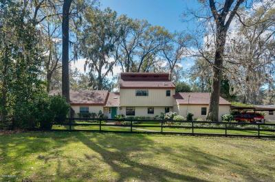 Citra Farm For Sale: 4400 W Highway 318