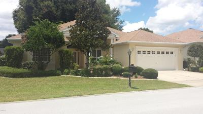 Ocala Single Family Home For Sale: 10846 SW 71st Circle
