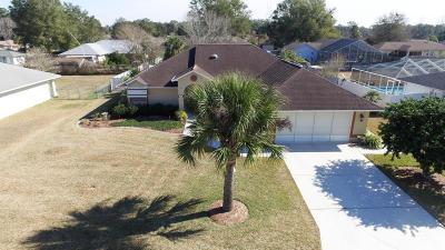Ocala Single Family Home For Sale: 81 SE 61st Court
