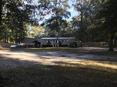 Dunnellon Mobile/Manufactured For Sale: 10833 SW 156 Place