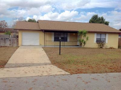 Marion County Single Family Home For Sale: 8970 SE 88th Lane