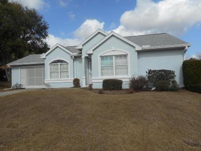 Ocala FL Single Family Home For Sale: $118,500