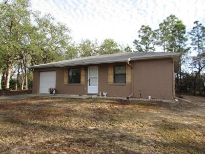 Lake Tropicana Ranchettes Single Family Home For Sale: 5409 SW 176 Avenue