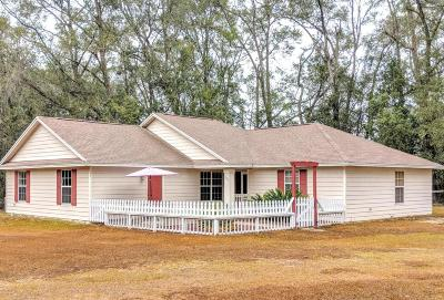 Williston FL Single Family Home For Sale: $189,900