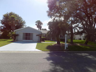 Spruce Creek So Single Family Home For Sale: 17514 SE 95th Court