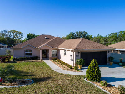 Summerfield FL Single Family Home Sold: $246,000