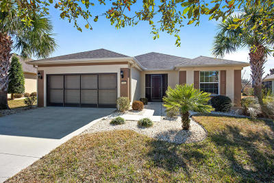 Ocala Single Family Home For Sale: 9804 SW 74th Street