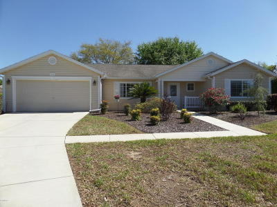 Spruce Creek Gc Single Family Home For Sale: 9220 SE 134 Pl.