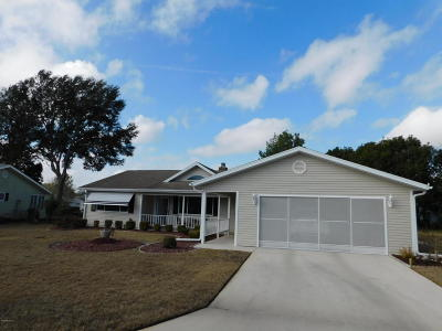 Oak Run Single Family Home For Sale: 11430 SW 84th Court Road