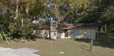 Ocala Single Family Home For Sale: 629 NE 58th Avenue