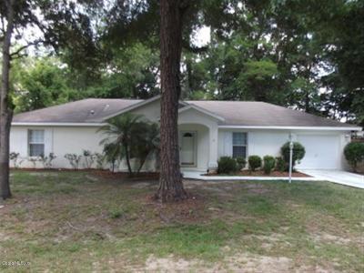 Ocala Single Family Home For Sale: 39 Hemlock Circle Way