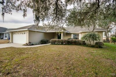 Hardwood Trails Single Family Home For Sale: 9569 SW 53rd Circle