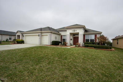 Spruce Creek Gc Single Family Home For Sale: 13508 SE 89th Terrace Road