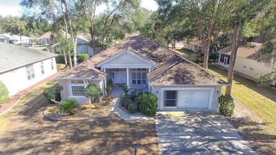 Ocala Single Family Home For Sale: 10734 SW 71st Circle