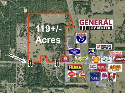 Ocala Residential Lots & Land For Sale: 2425 SW County Hwy 484