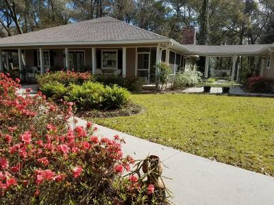 Ocala Single Family Home For Sale: 9583 SW 74th Avenue