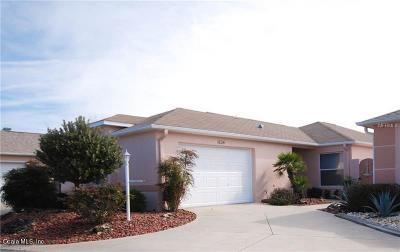 The Villages Single Family Home For Sale: 1624 Tampico Place